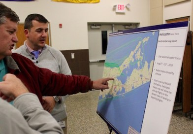 North Fork Unimpressed By FAA Helicopter Presentation