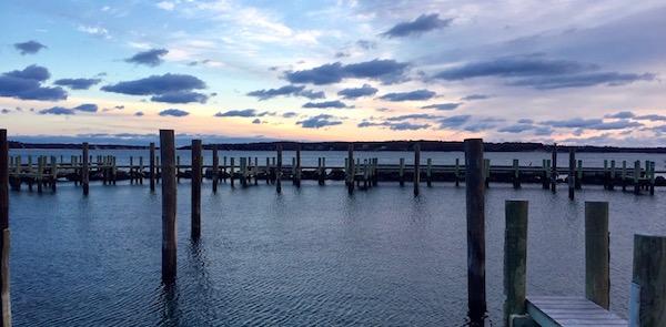 Cutchogue Harbor, 6:40 a.m.