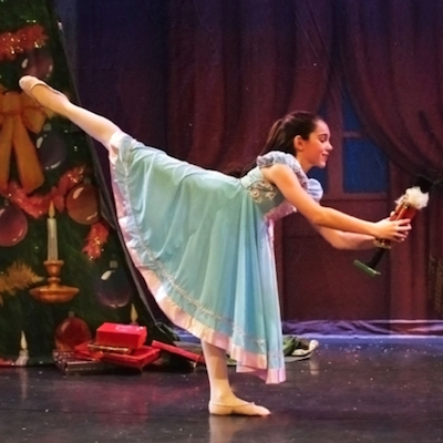 "Peconic Ballet Theatre presents ""The Nutcracker"" at Westhampton Beach PAC"