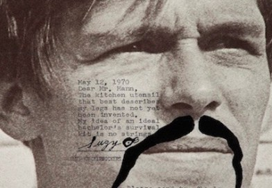 Ray Johnson: A Maniac of Correspondence