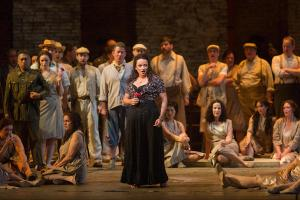 "The Met Live in HD: Bizet's ""Carmen"" at Guild Hall"