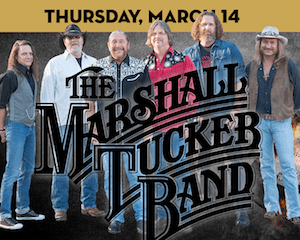 The Marshall Tucker Band Performs At The Suffolk Theater East End