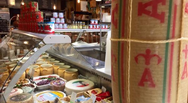Ash Wednesday at Lombardi's Love Lane Market