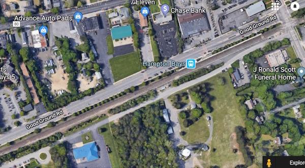 DEC Classifies Hampton Bays FD As Superfund Site | East End