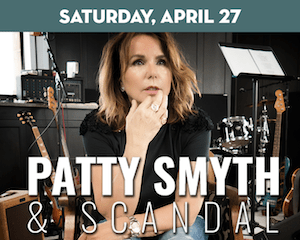 Patty Smyth & Scandal perform at The Suffolk Theater