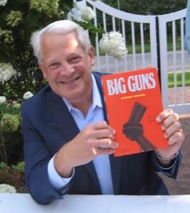 """LWV Author Talk: Former Congressman Steve Israel on """"Big Guns"""""""