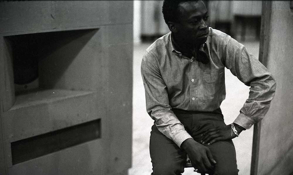 """Miles Davis from """"Birth of the Cool"""""""