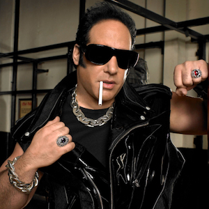 Comedian Andrew Dice Clay at the Westhampton Beach PAC