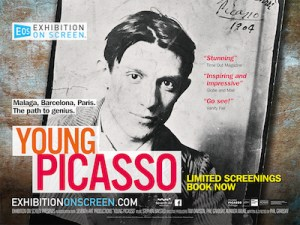 "HIFF Now Showing: ""Young Picasso"" at Southampton Arts Center"