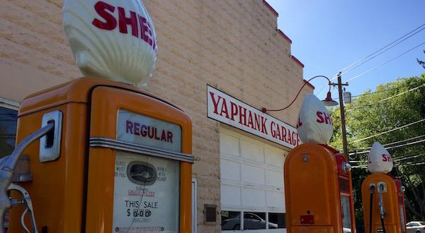 Tuesday at the Yaphank Garage