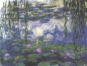 "Great Art On Screen: ""Water Lilies of Monet"" at Guild Hall"