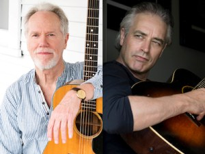 GE Smith's Portraits Featuring Loudon Wainwright III and Wesley Stace (aka John Wesley Harding) at Guild Hall