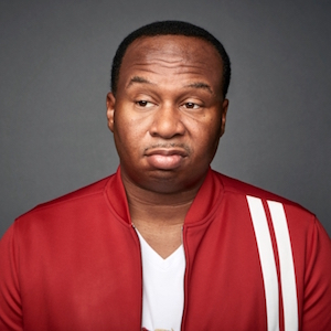 Comedian Roy Wood Jr. at the Westhampton Beach PAC