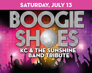 Boogie Shoes: KC & The Sunshine Band Tribute at The Suffolk Theater