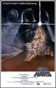 Star Wars IV – A New Hope