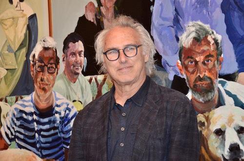Art As Ecosystem: Eric Fischl with Glenn Fuhrman, Dorothy Lichtenstein, and Rick Lowe at Guild Hall