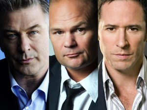 Alec Baldwin, Chris Bauer, and Rob Morrow star in a staged reading ofStan the Man