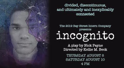 "Bay Street Intern Company presents ""Incognito"" at Bay Street Theatre"