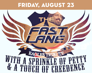 Fast Lane: Eagles Tribute at The Suffolk Theater