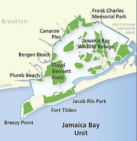 Jamaica Bay National Wildlife Refuge