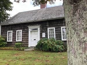 The Southold Historical Society's Thomas Moore house