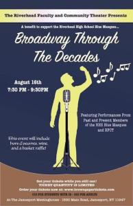 Broadway Through the Decades: A Blue Masques Benefit at the Jamesport Meeting House