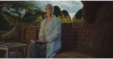 "Abigail Hawk stars as Dr. Louise Pearce in ""Distember,"" premiering at the North Fork TV Festival."