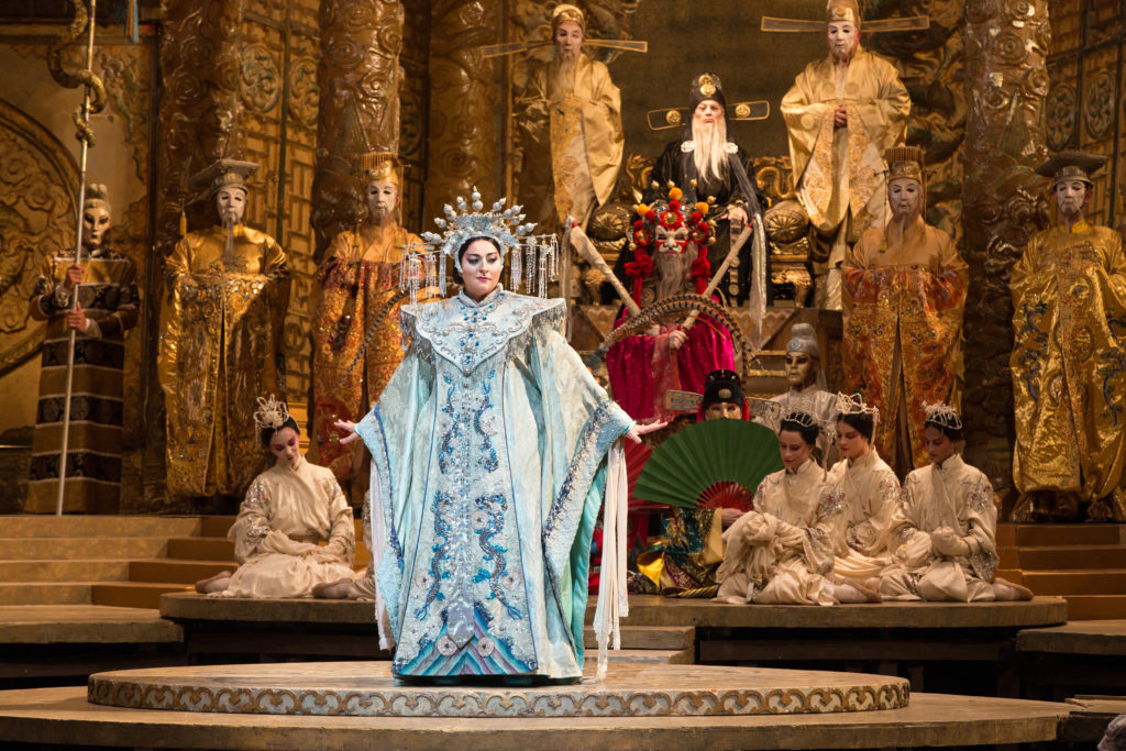 "The Met: Live in HD: Puccini's ""Turandot"" at Guild Hall"