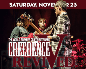 Creedence Revival at The Suffolk Theater