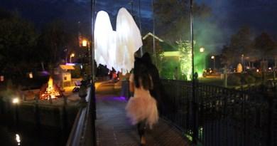 Saturday night at Riverhead's Halloween Parade