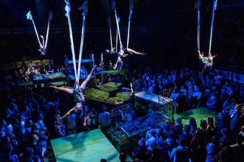 "National Theatre Live: Shakespeare's ""A Midsummer Night's Dream"" at Guild Hall"