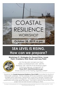 Oct 2019 CARP Workshop Flyer