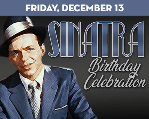 Sinatra Birthday Bash with the Millennium Big Band at The Suffolk Theater