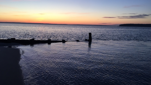 Morning, New Suffolk