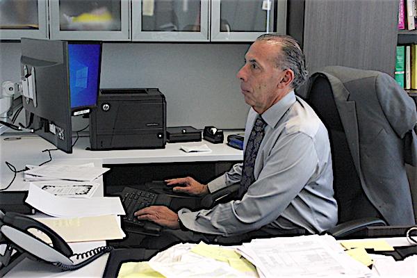 Quannacut Outpatient Services Director David Cohen