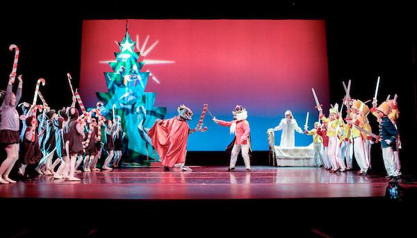 "Hampton Ballet Theatre School presents ""The Nutcracker"" at Guild Hall"