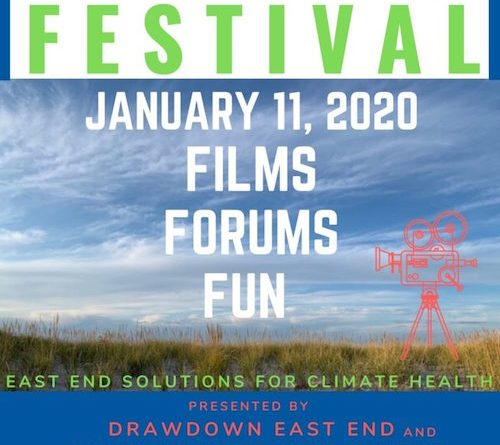 Drawdown Festival at the Southampton Arts Center
