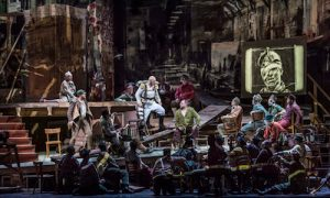 """The Met: Live in HD: Berg's """"Wozzeck"""" at Guild Hall"""
