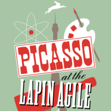 """""""Picasso at the Lapin Angle"""" at the North Fork Community Theatre"""