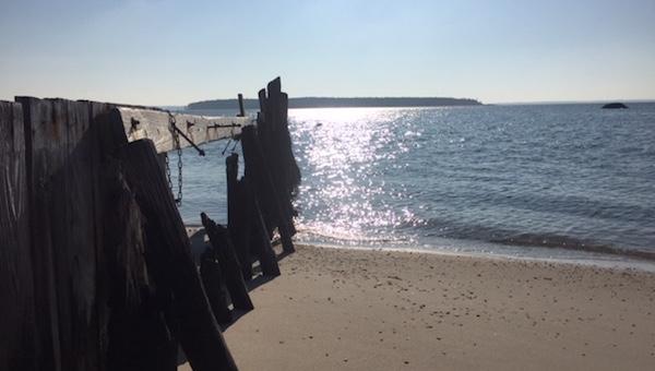 On Peconic Bay