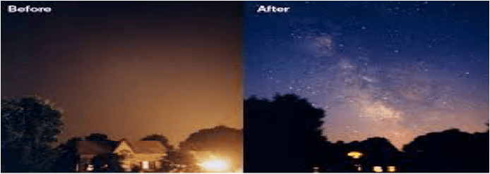 "MLCA Discusses ""Light Pollution & Dark Skies Initiative"" at Mattituck American Legion"
