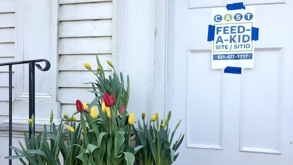 First Presbyterian, Southold, Easter Sunday