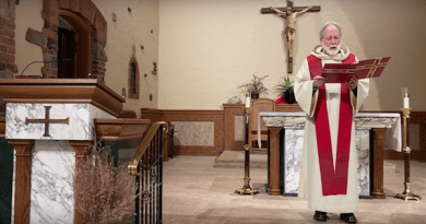On Palm Sunday, Searching for Faith Online