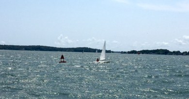 Shelter Island sailors in the North Race