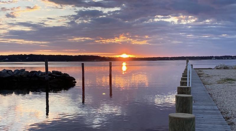Sunrise, New Suffolk