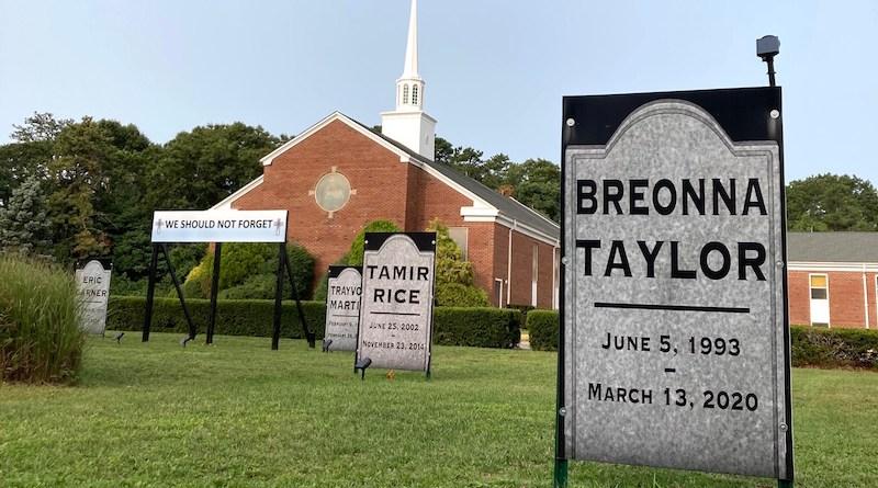 At First Baptist, Riverhead