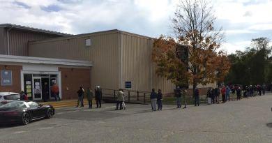 Stony Brook Southampton Early Voting Site