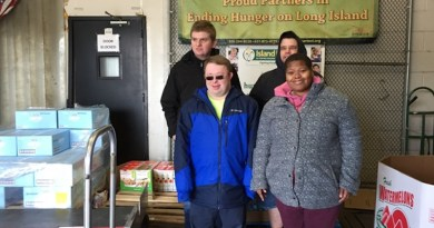 RISE Food Recovery Volunteers
