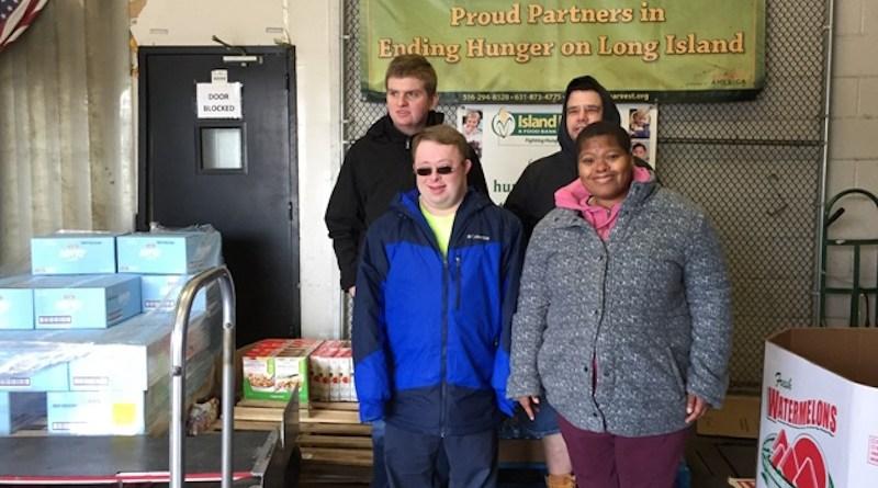 RISE Food Recovery Volunteers