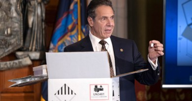 New York Governor Andrew Cuomo explains the Covid-19 vaccine distribution process.